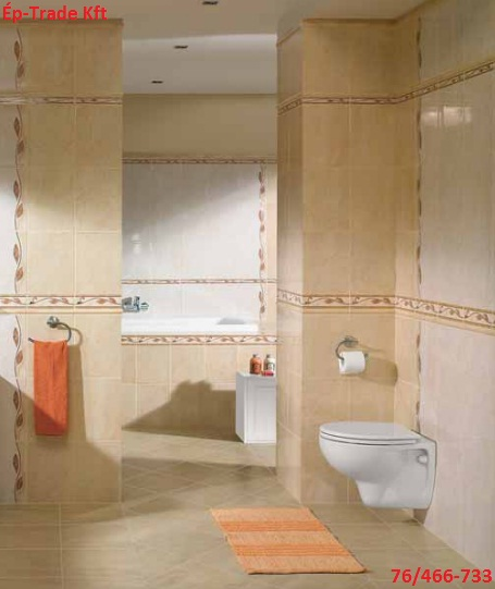 Kwadro ceramika - Yasmina Hiacynt fürdőszobai csempe ...